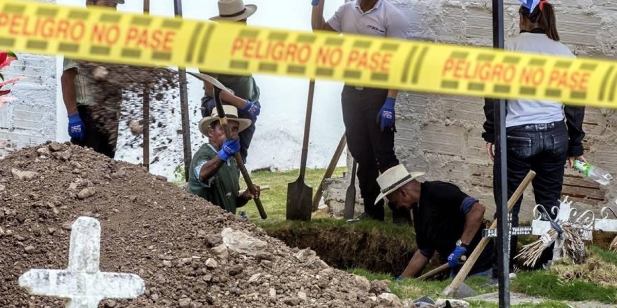 ¡Escalofriante! Encuentran otros tres cuerpos de 'falsos positivos'