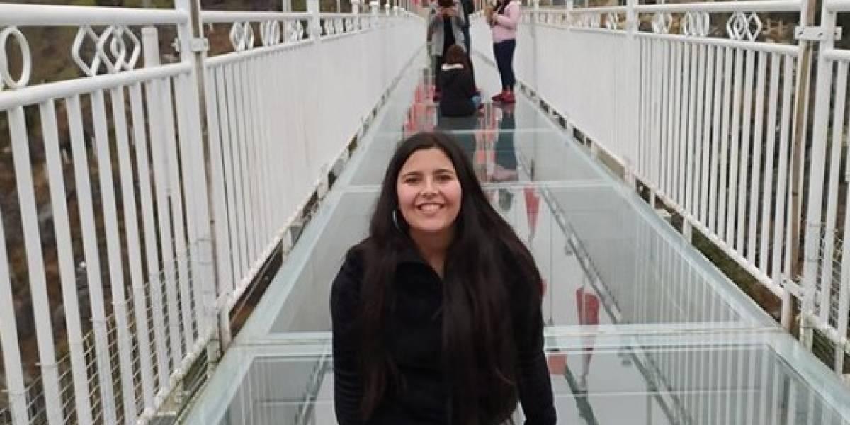 Llegó a Concepción la estudiante atrapada en China y ya hay medidas al respecto