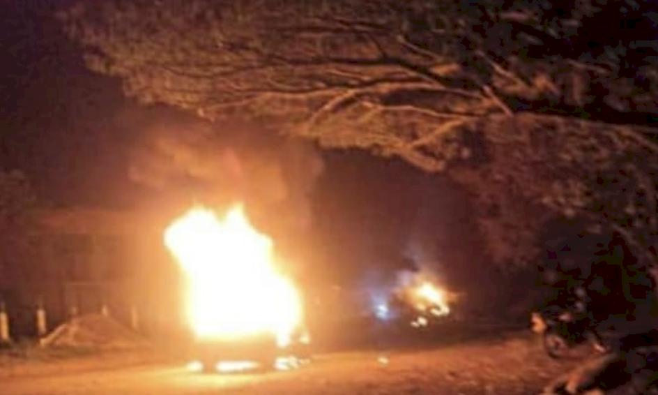 Descartan hipótesis sobre explosión de bus que dejó siete personas muertas