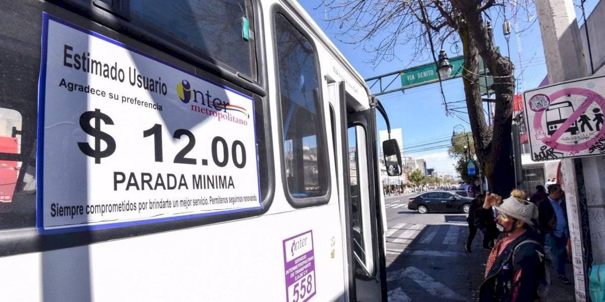 Megamarcha de transportistas partirá de 4 puntos de la CDMX hacia el Zócalo
