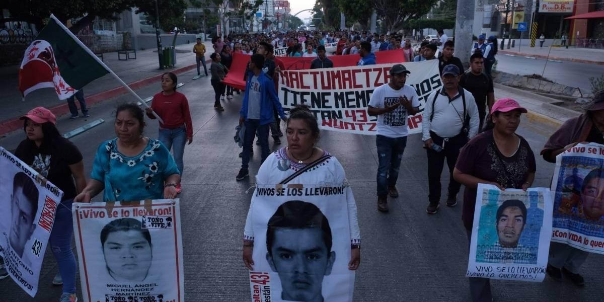 ONU-DH condena uso desproporcionado de la fuerza contra caravana en Chiapas