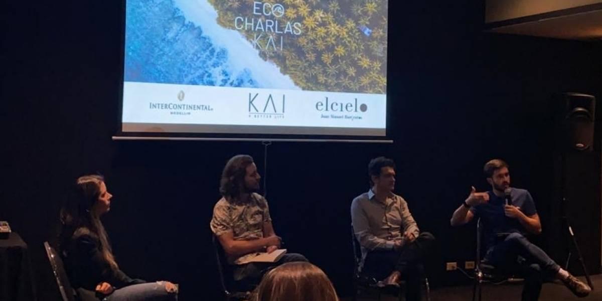 Con Eco Charlas buscan generar soluciones a la crisis ambiental del país