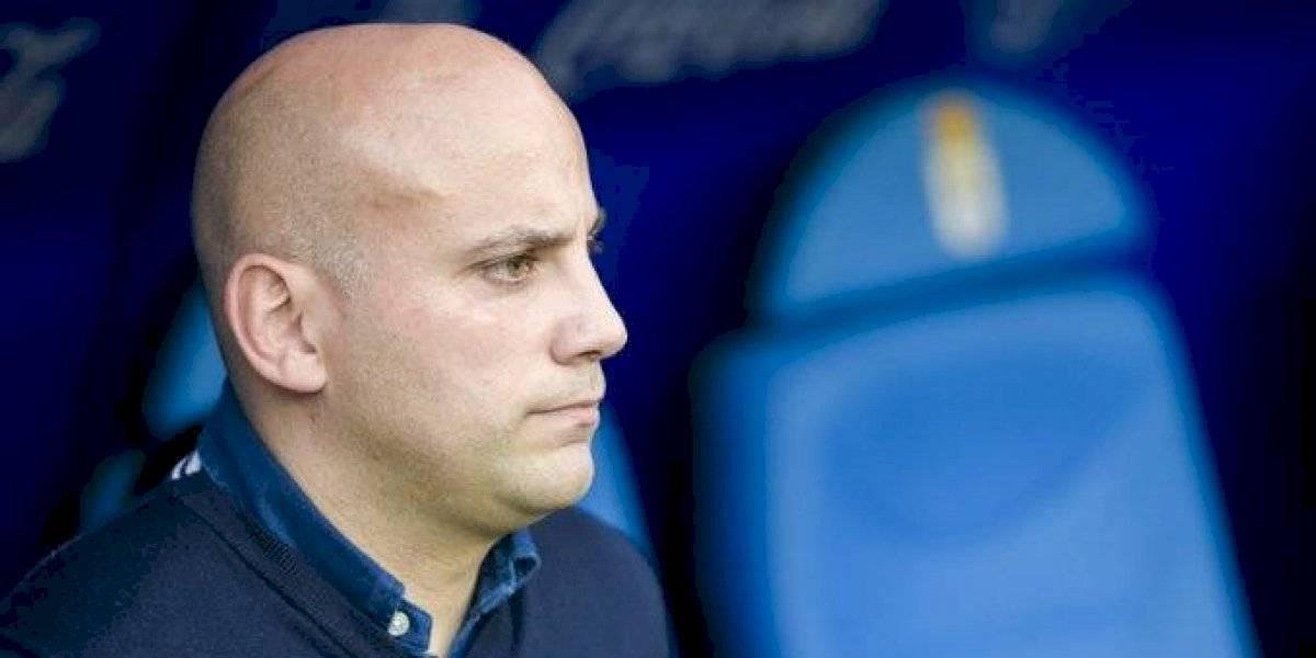 Real Oviedo destituye al técnico Javi Rozada