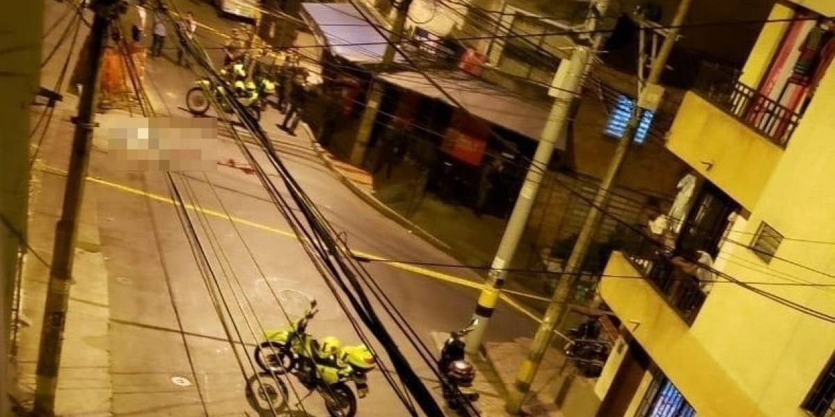 La horrible noche en la Comuna 13 por nueva ola de homicidios