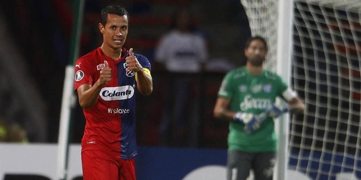 Con angustia, el DIM sacó ventaja en la ida ante Atlético Tucumán (1-0)