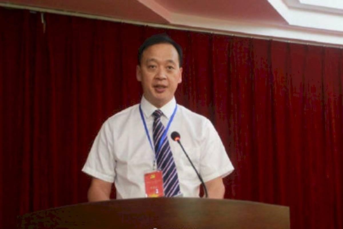 Falleció el director del Hospital de Wuhan por coronavirus Captura de pantalla
