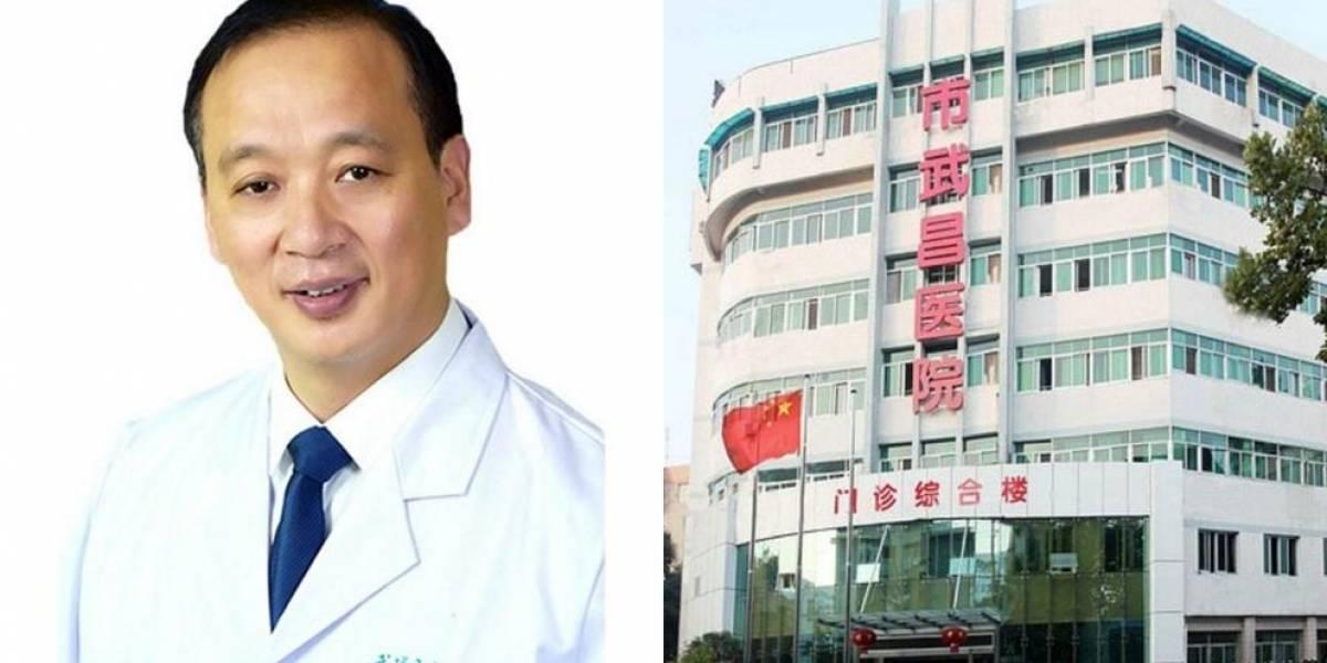 Falleció el director del Hospital de Wuhan por coronavirus