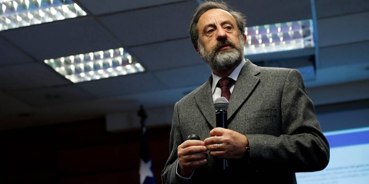 Error de cálculo: Guillermo Pattillo sale de la dirección del INE