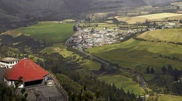Población rural Lloa