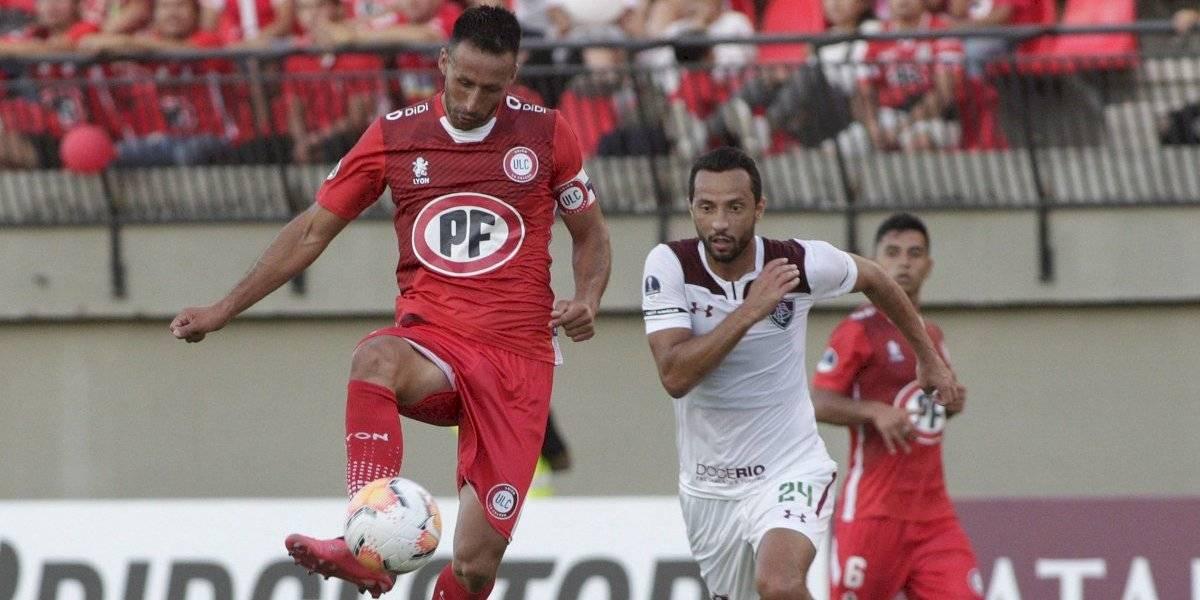 Unión La Calera da el gran batacazo de la Copa Sudamericana y elimina a Fluminense de Brasil