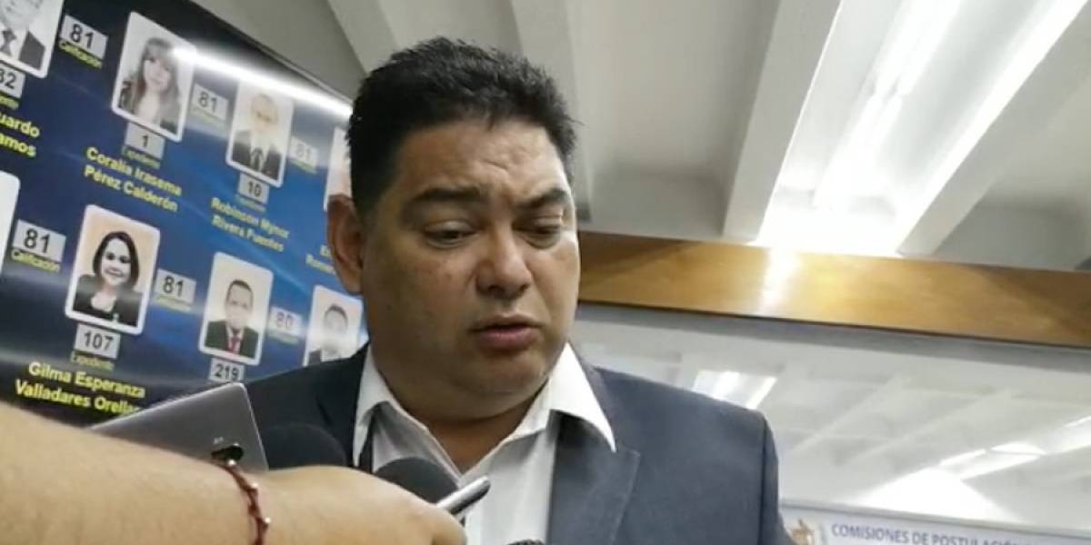 VIDEO. Comisionado de Postuladora confirma que se reunió con Gustavo Alejos
