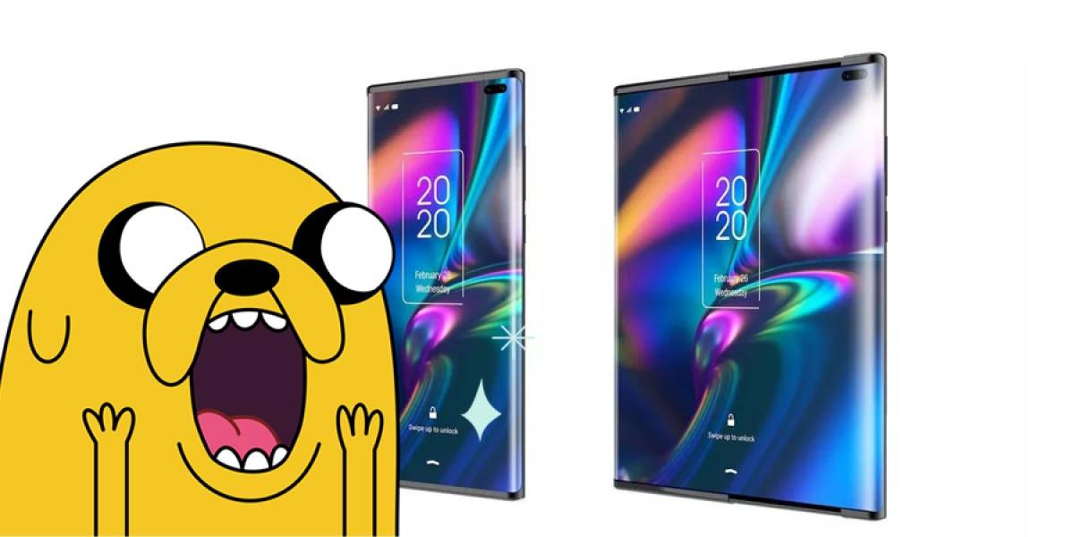 Filtran smartphone de TCL que se transforma en tablet, iba a mostrarse en el MWC 2020
