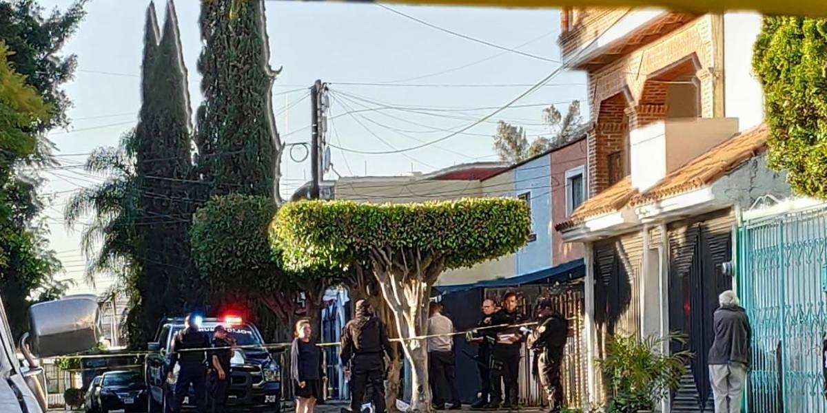 Asesinan a padre de familia en Zapopan por robarle su camioneta