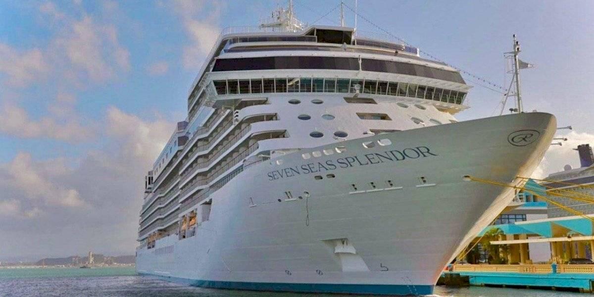 Puertos ofrecerá descuentos a empresas que resguarden cruceros en muelles en la isla