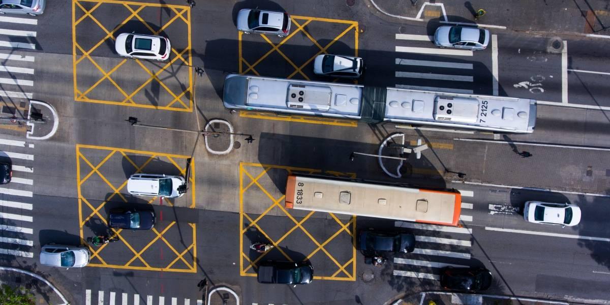 Em 10 anos, velocidade média de ônibus em horários de pico não melhora em São Paulo