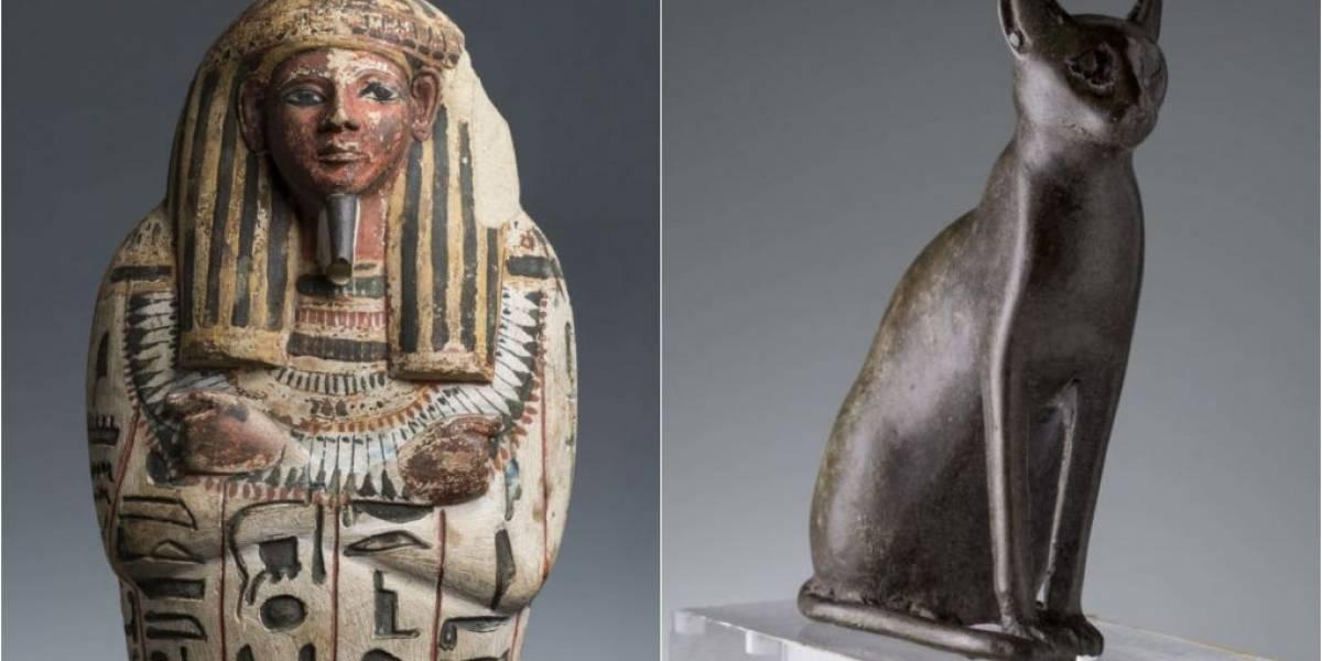 Fazendo a egípcia no CCBB: Peças do Egito Antigo compõem exposição em SP