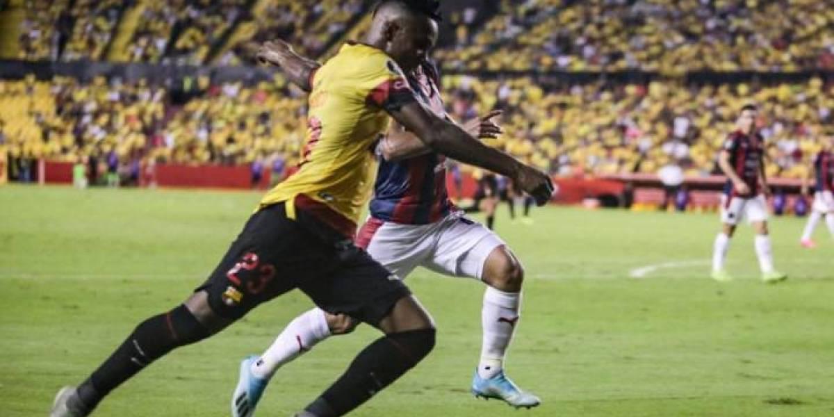 Barcelona SC vs Cerro Porteño: Fidel Martínez lleva al 'Ídolo' más cerca de la fase de grupos de la Libertadores
