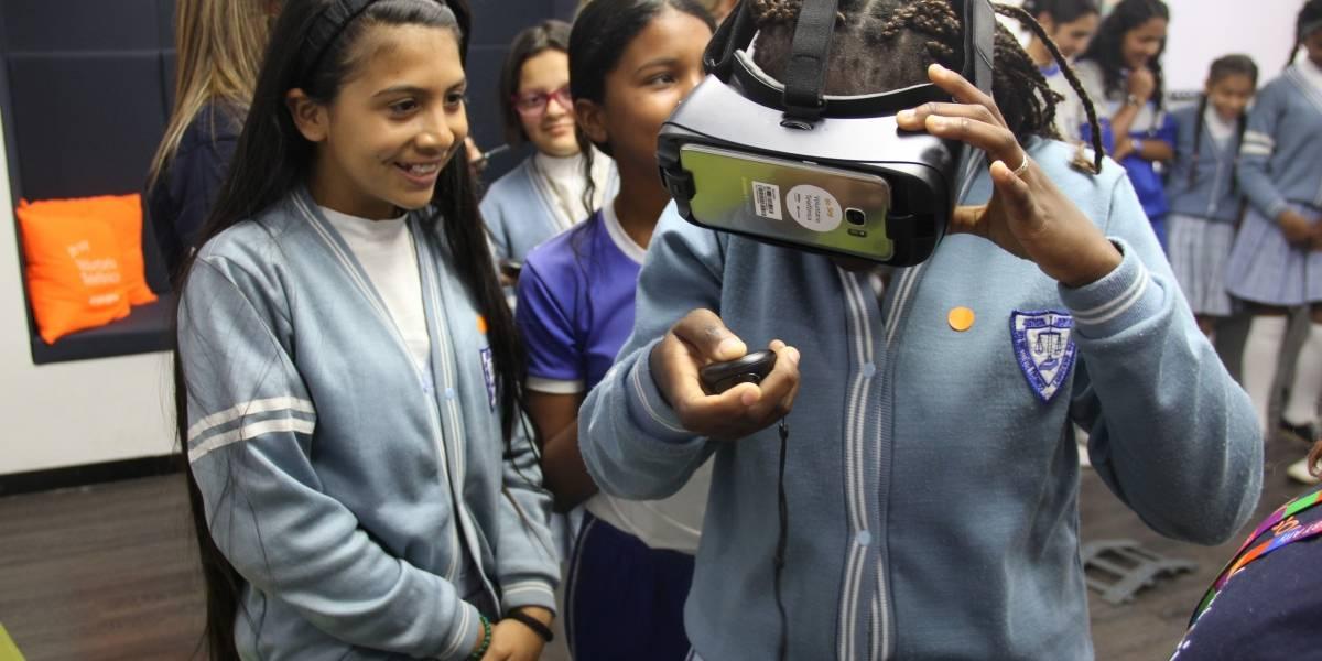 Con educación, Bogotá cierra brechas digitales