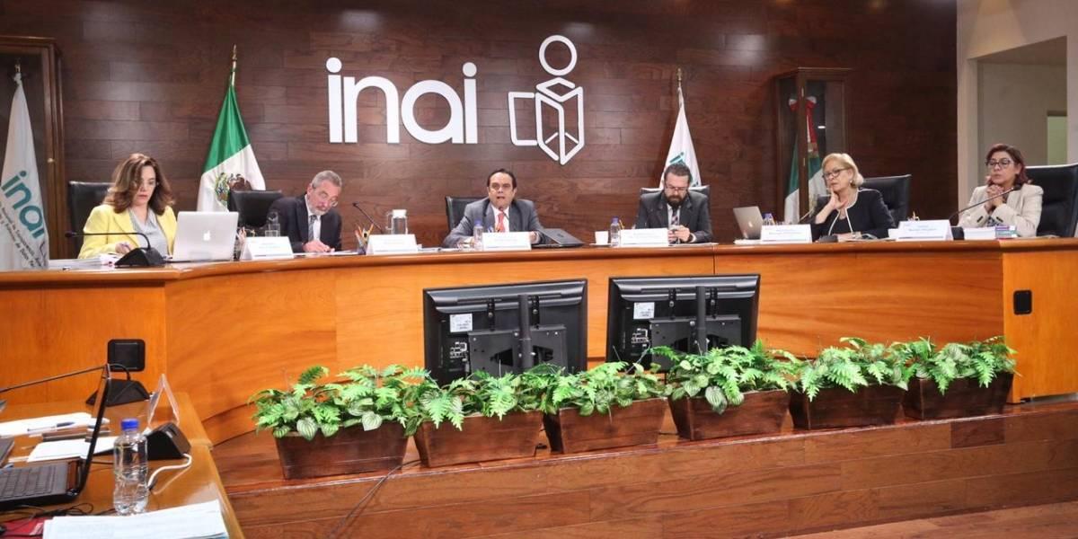 INAI integra Comité para elegir a consejeros del INE