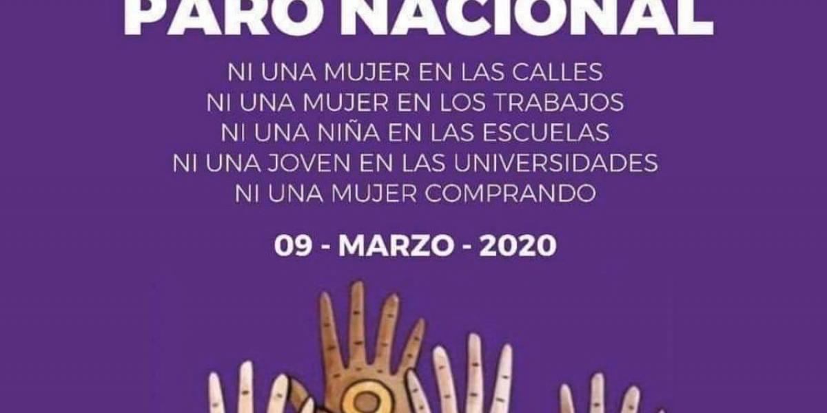 ¿De dónde viene la convocatoria #UnDíaSinNosotras?