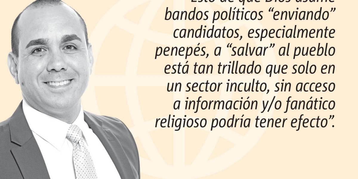 """Opinión de Alex Delgado: """"¿Es Dios PNP?"""""""