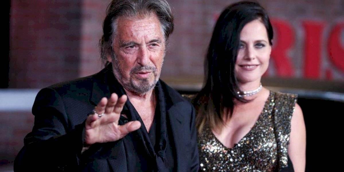 """""""Por viejo y apretado"""": las razones de la novia de Al Pacino para terminar la relación"""