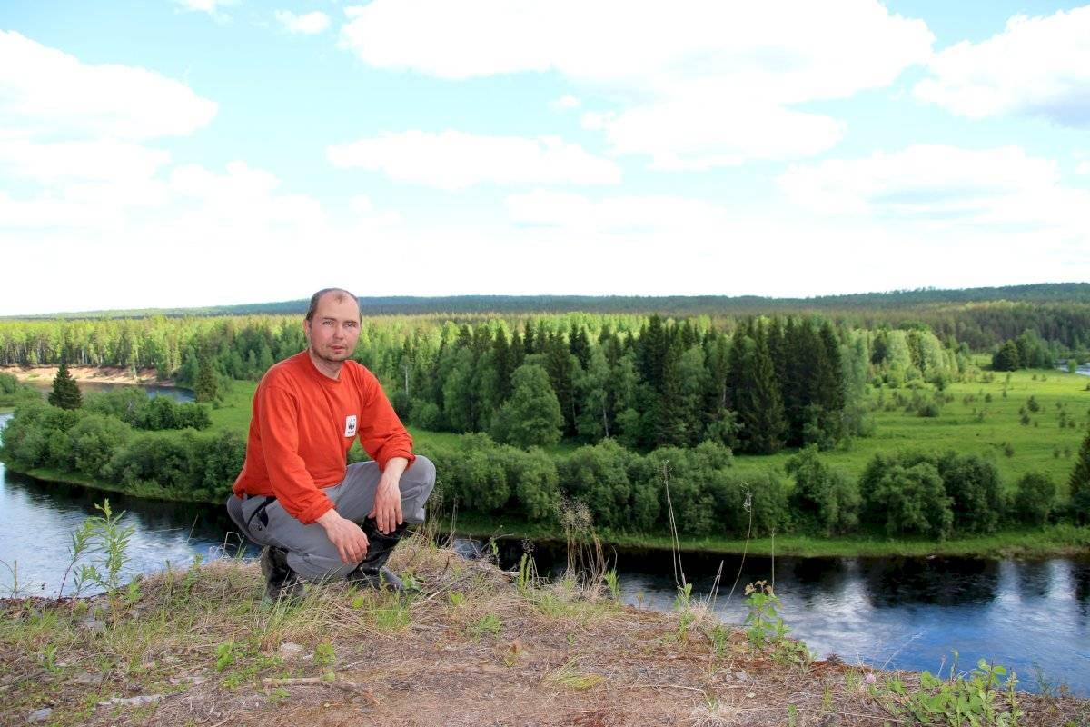 Andrey Shchegolev, Director del Programa Forestal del WWF-Rusia