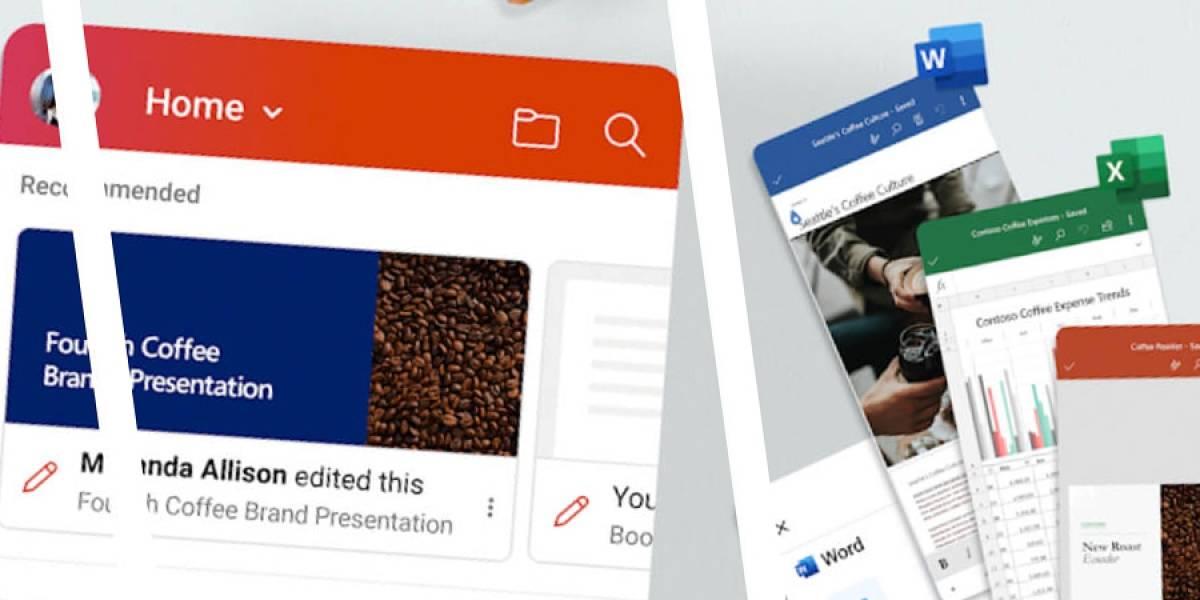 Microsoft al fin lanza una app de Office que reúne a Word, Excel y demás