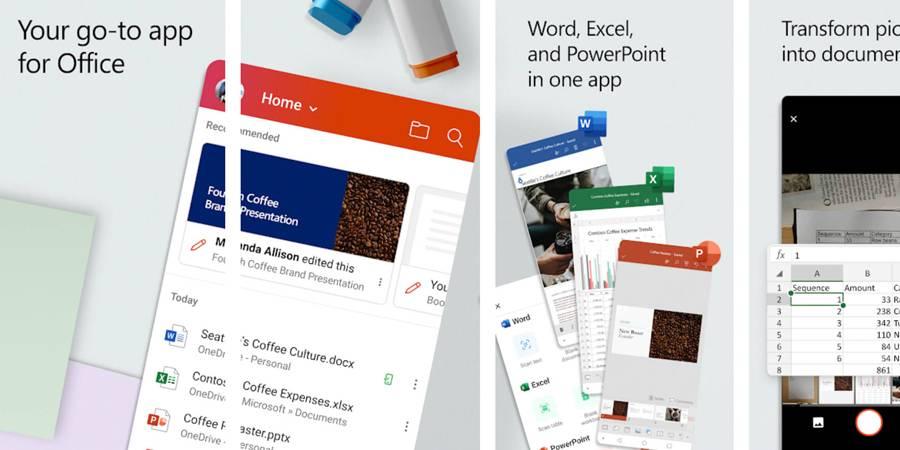 Microsoft al fin lanza una app de Office que reune a Word, Excel y demás