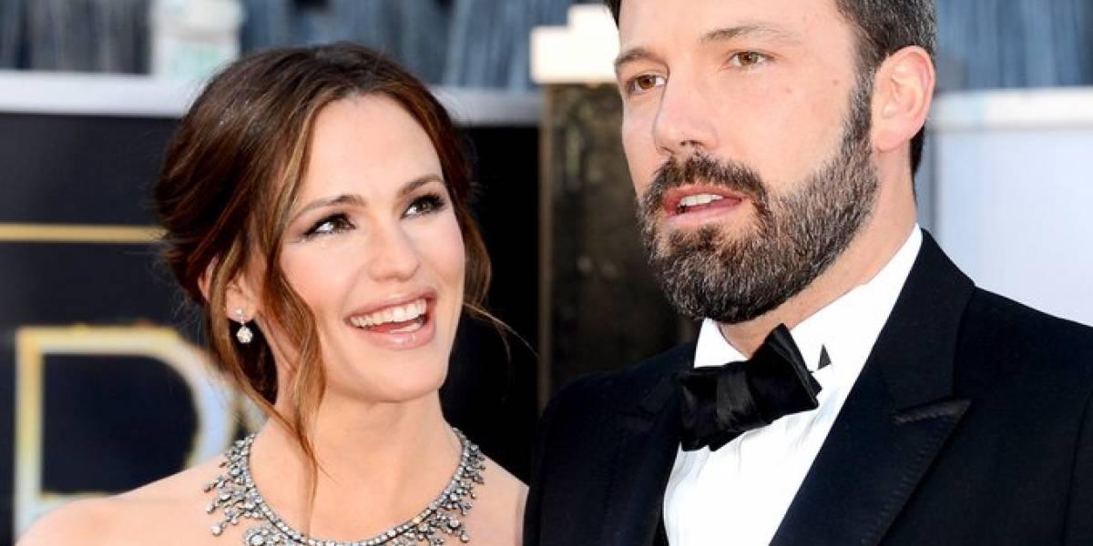 Ben Affleck se sinceró y habló sobre su divorcio de Jennifer Garner y su alcoholismo