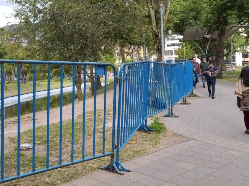 Vallas resguardan piletas y lagunas de Quito para evitar incidentes durante feriado de Carnaval