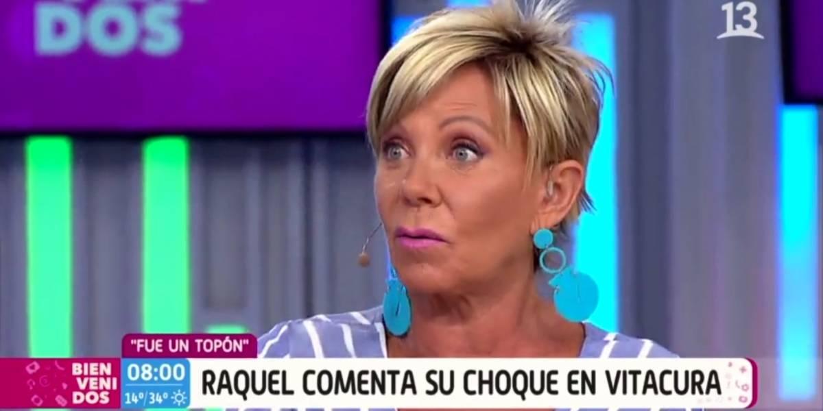 """""""Me encantaría que te detuvieran..."""": Raquel Argandoña revela el insólito comentario de Hernán Calderón tras colisión"""