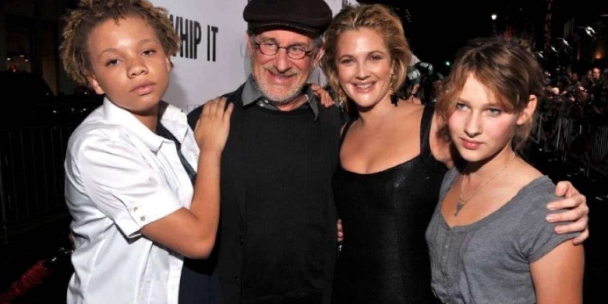 Ella es la hija de Steven Spielberg que se dedicará al porno