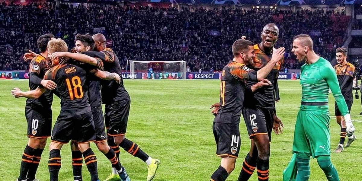 Onde assistir ao vivo o jogo Atalanta x Valencia pela Champions League