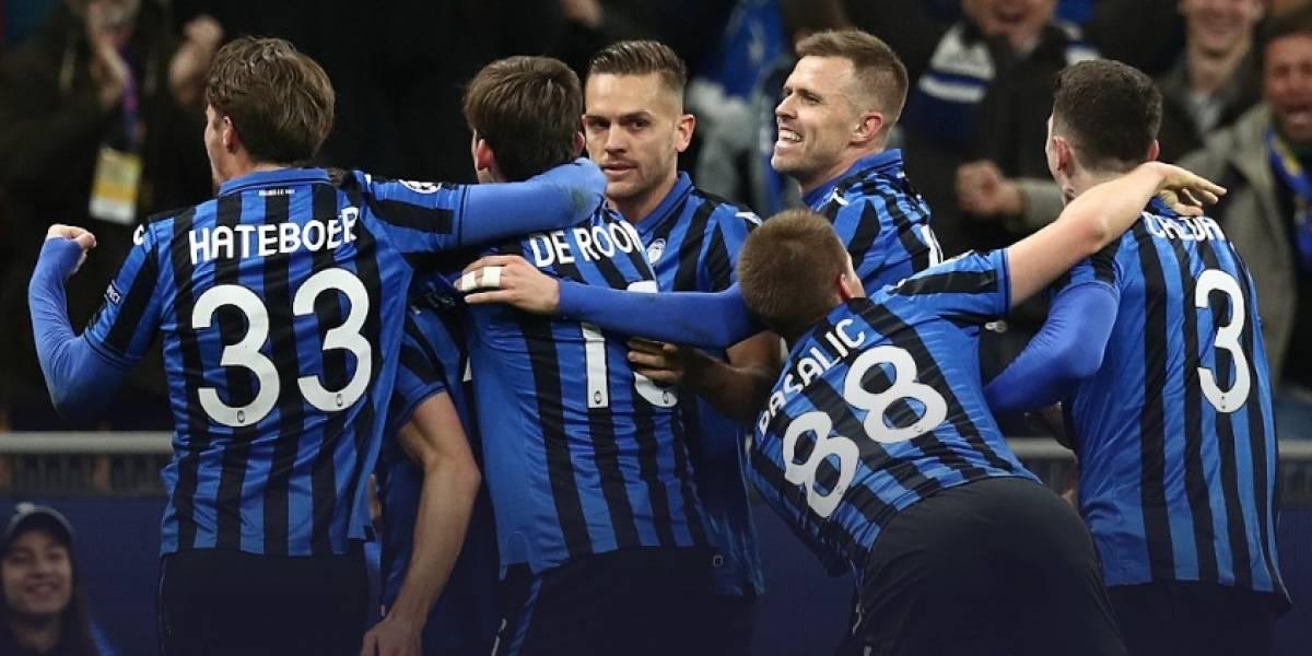 Atalanta goleó sin piedad al Valencia y el Tottenham de Mourinho decepciona en la Champions