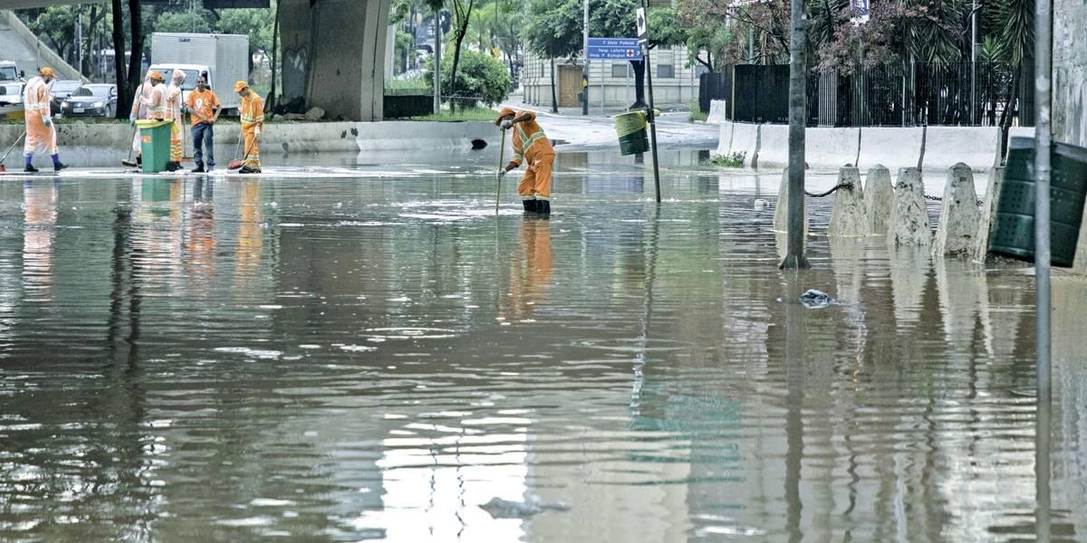 Chuva: São Paulo tem alerta para alagamentos