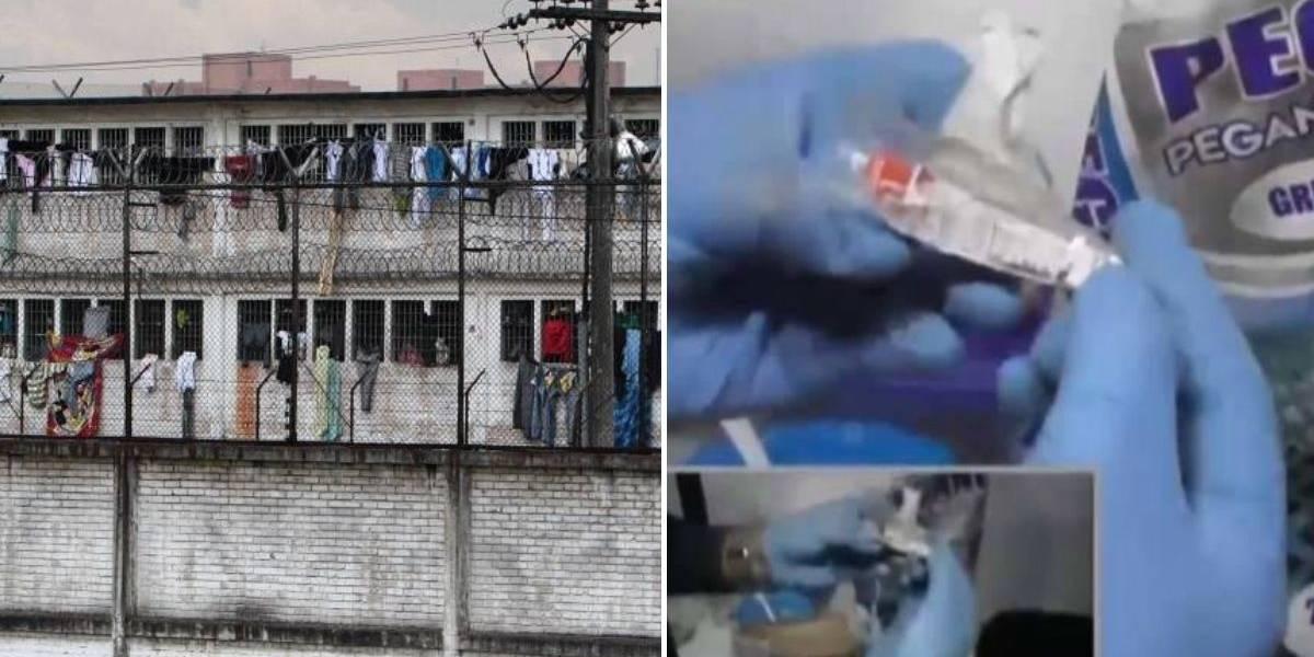 (VIDEO) Así es como presos en La Modelo esculcan sus redes para realizar una extorsión
