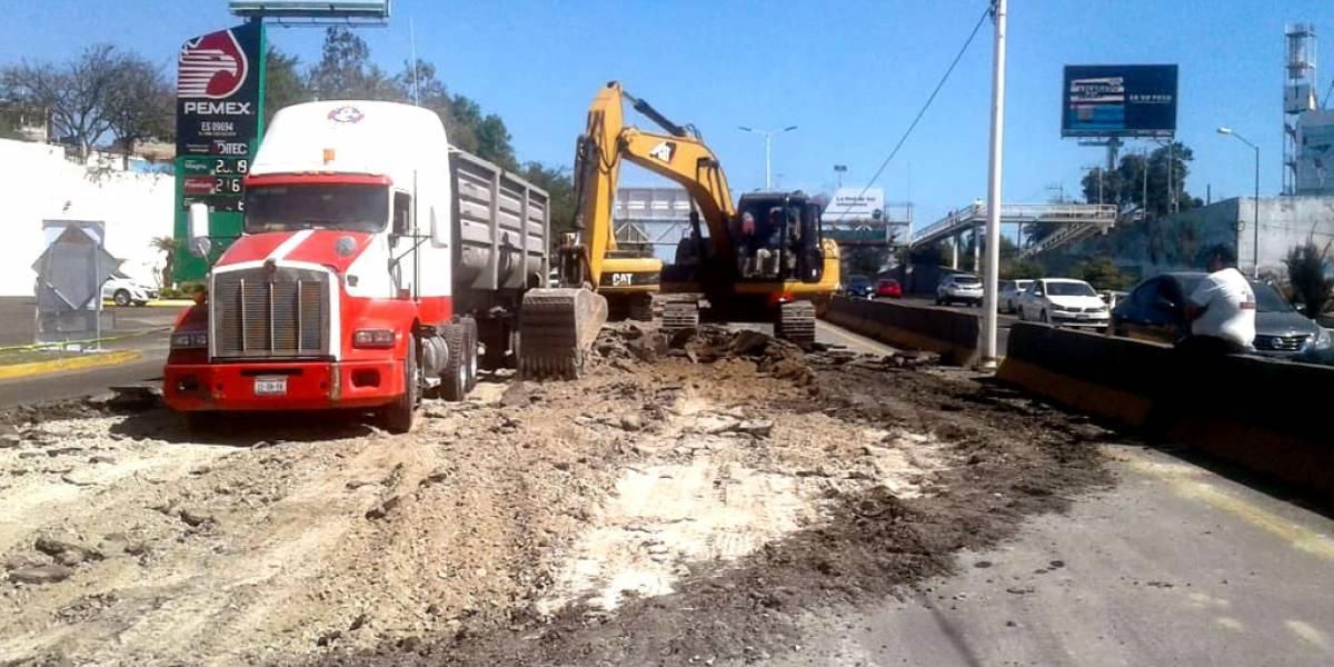 Recuperan los terrenos para terminar proyecto del Peribús