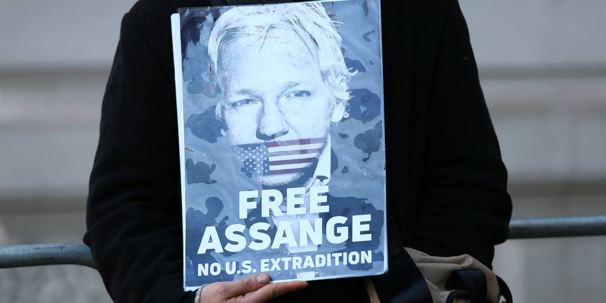 El caso Assange establece un precedente global
