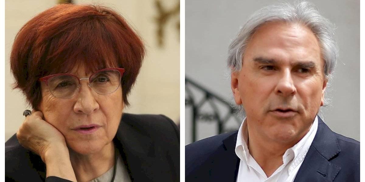 """""""Ignorantón, básico y corrupto"""": Carmen Hertz se lanza con todo contra Moreira por la polémica de los cuadernos"""