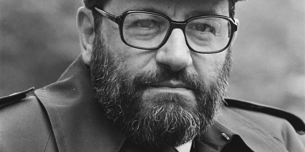 Nova edição de 'O Nome da Rosa' trará ilustrações autorais de Umberto Eco