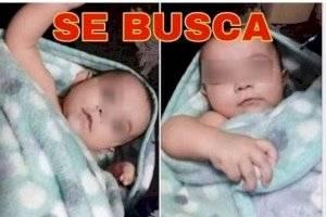 Encuentran sin vida a Karol, bebé arrebatada de los brazos de su madre
