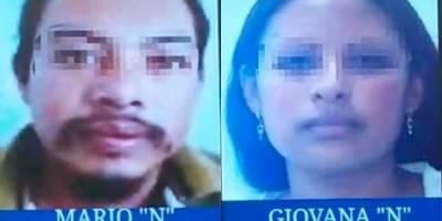 Mario N y Giovana N