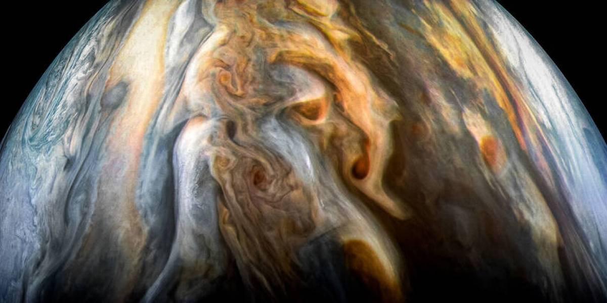 Nova missão da NASA deve esclarecer misteriosa descoberta de água na atmosfera de Júpiter