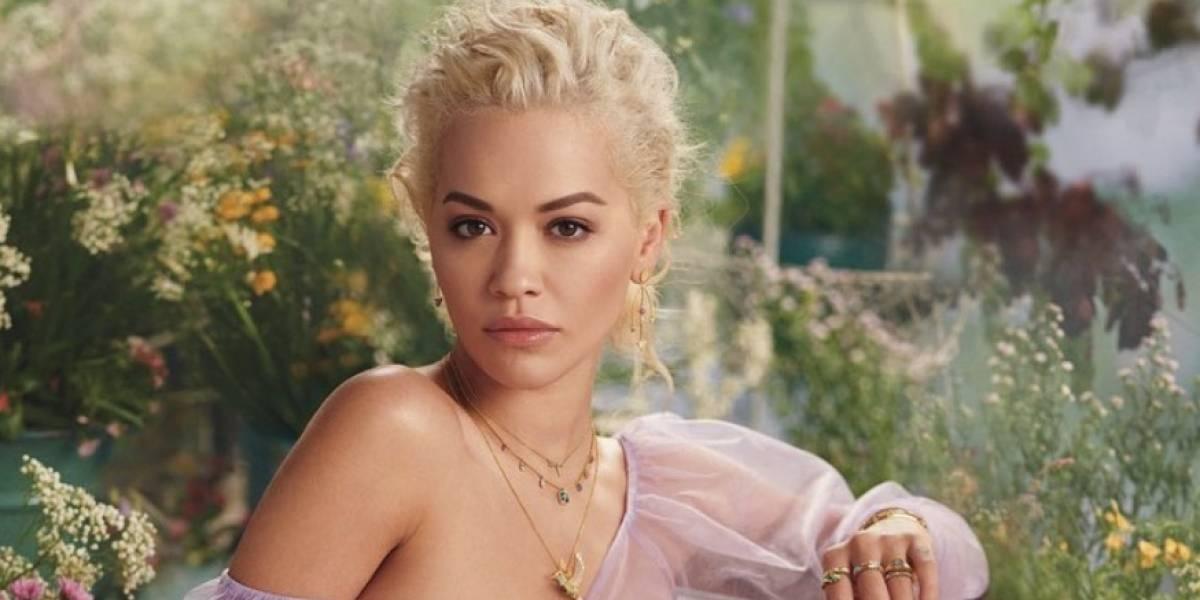 """""""Quiero seguir lanzando música durante todo el año"""", Rita Ora"""