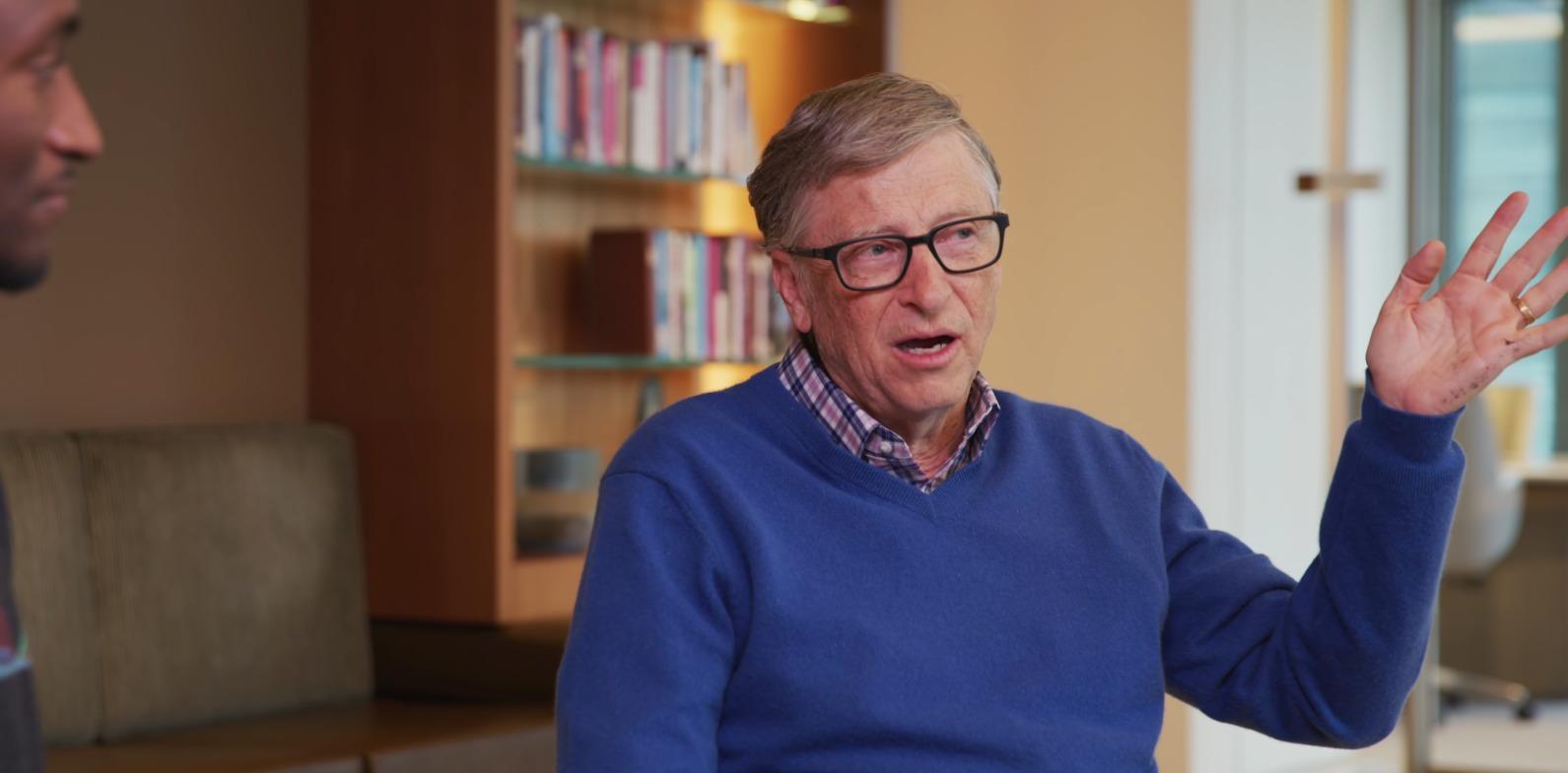 El ahora ex miembro de la mesa directiva de Microsoft ha preparado un plan para enfrentar la pandemia del coronavirus en el mundo.
