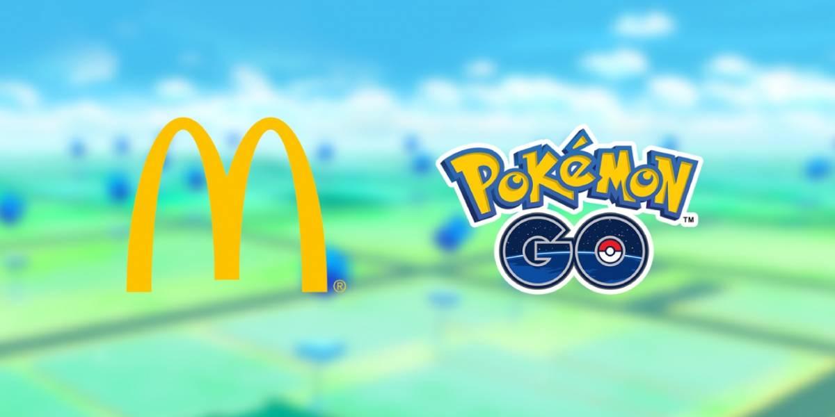 Pokémon Go y McDonald's hacen equipo en restaurantes de Latinoamérica