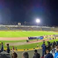 ¡Y es una final! Poca afluencia de hinchas en el estadio Atahualpa por la Recopa Sudamericana¡Y es una final! Poca afluencia de hinchas en el estadio Atahualpa por la Recopa Sudamericana