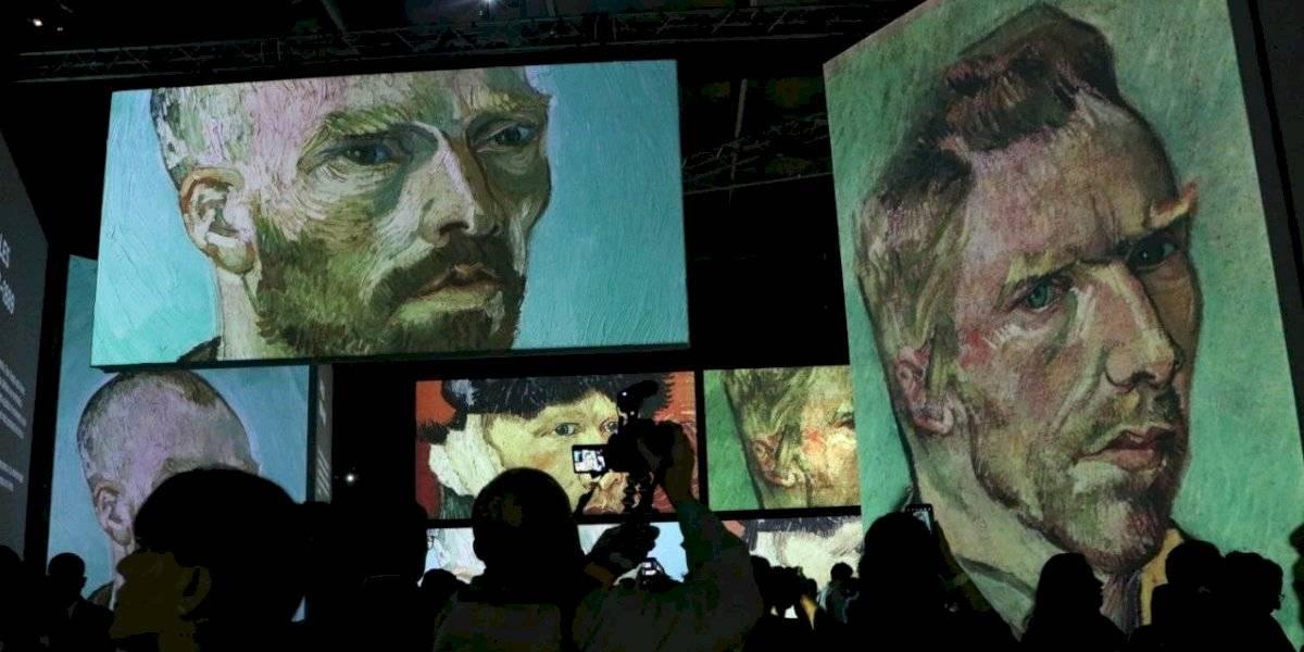 Todo lo que tienes que saber sobre Van Gogh Alive The Experience
