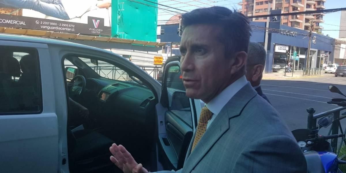 Hasbungate: se llevan computadores y celulares desde MOP de Temuco